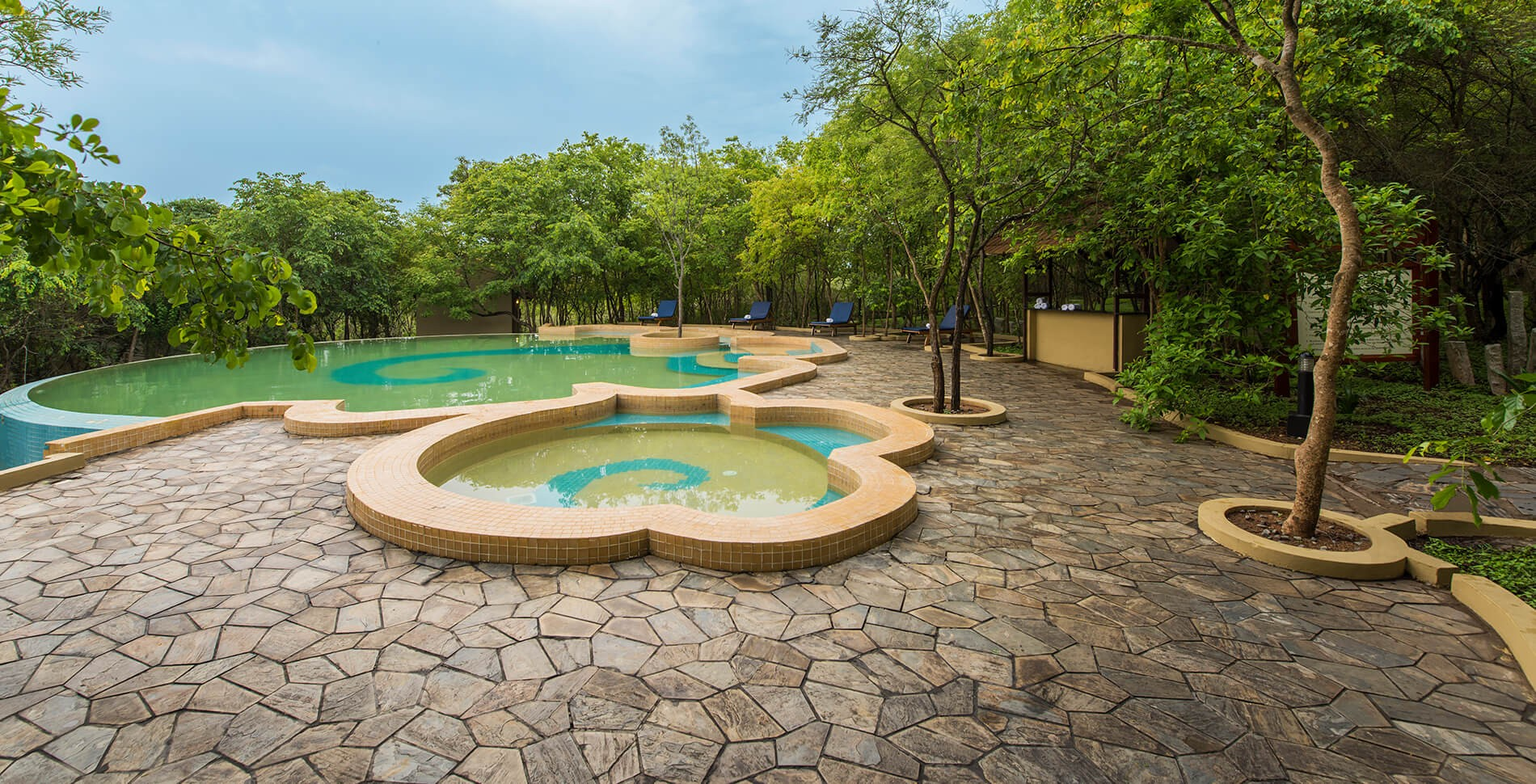 Accommodation bandipur spa bandipur bandipur resorts with swimming pool for Resorts in bandipur with swimming pool